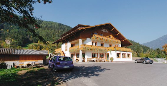 Pension Wiesenhof - your holiday guesthouse in Campo di Trens/Vipiteno
