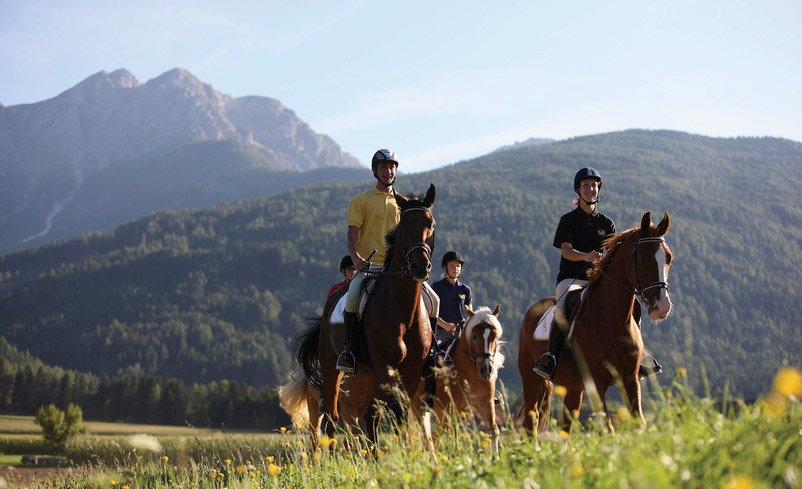 Varied holidays in Alta Val d'Isarco