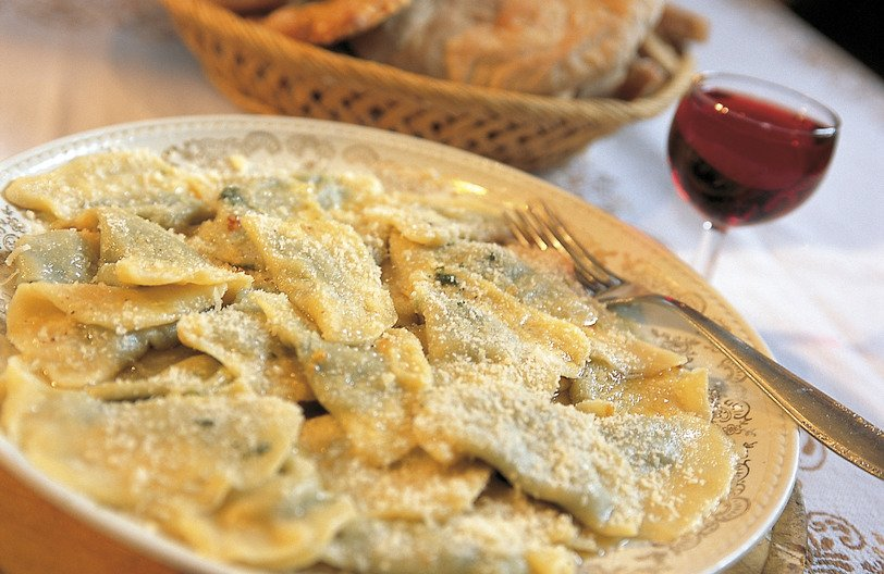 Culinary specialties of South Tyrol